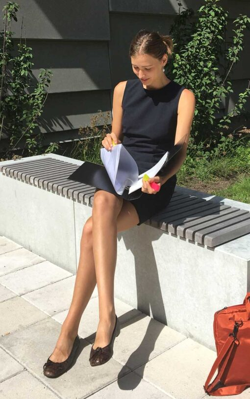 Jacqueline kjole style 2