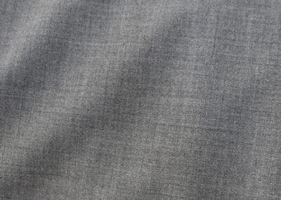 Melange Light Grey Woolblend